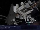 国際宇宙ステーション(下部)